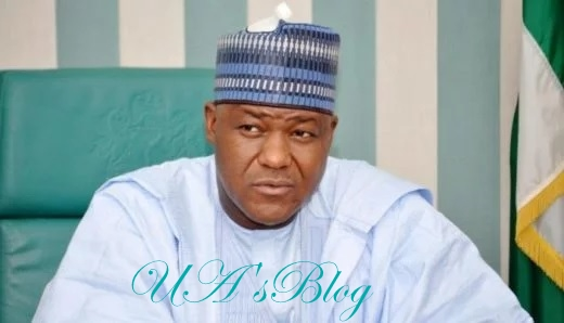 BREAKING: Dogara arrives NASS, Reps jubilate