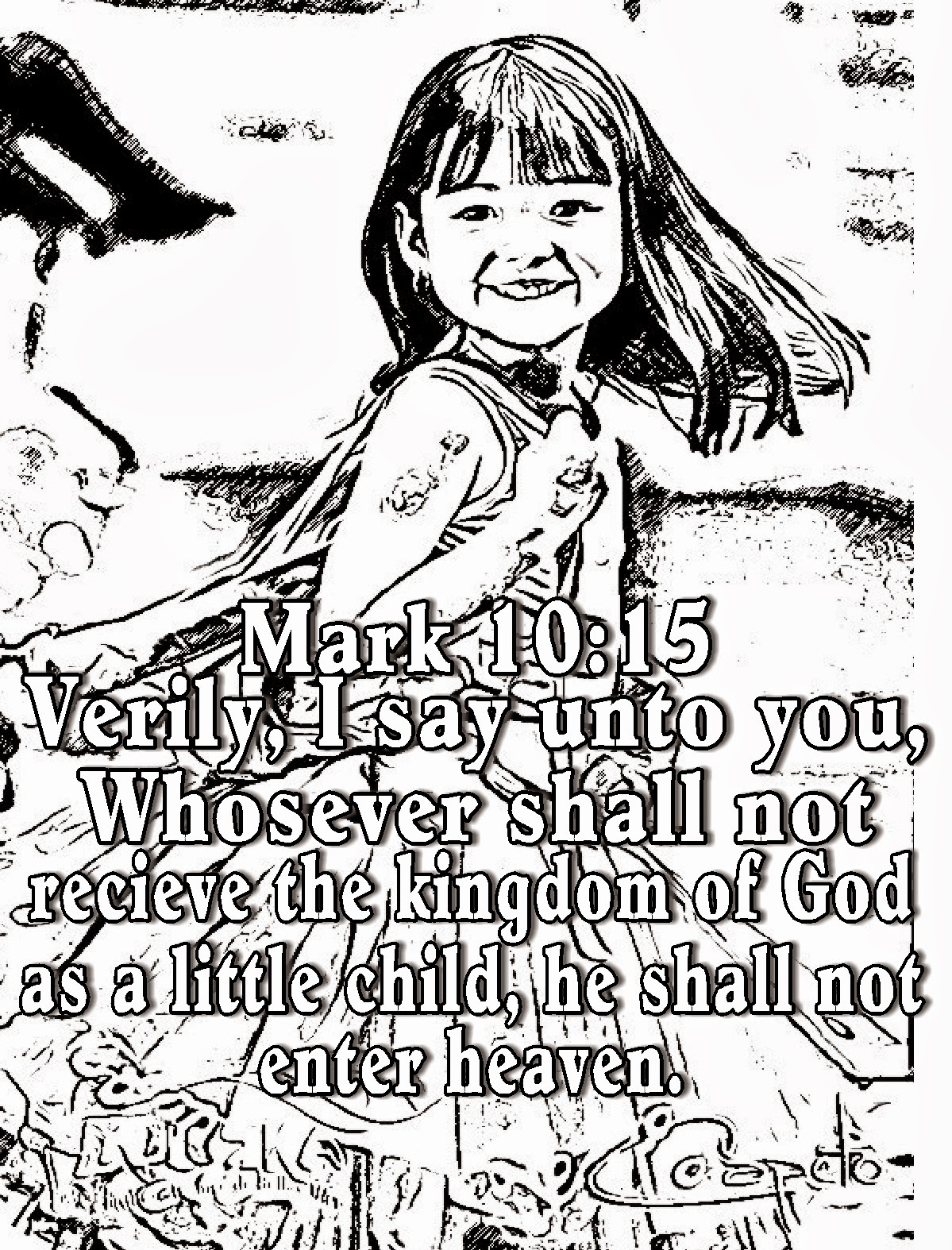Christian Images In My Treasure Box: Detailed Coloring Sheets