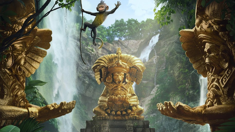 Dora and the Lost City of Gold, Boots, 8K, #2 Wallpaper
