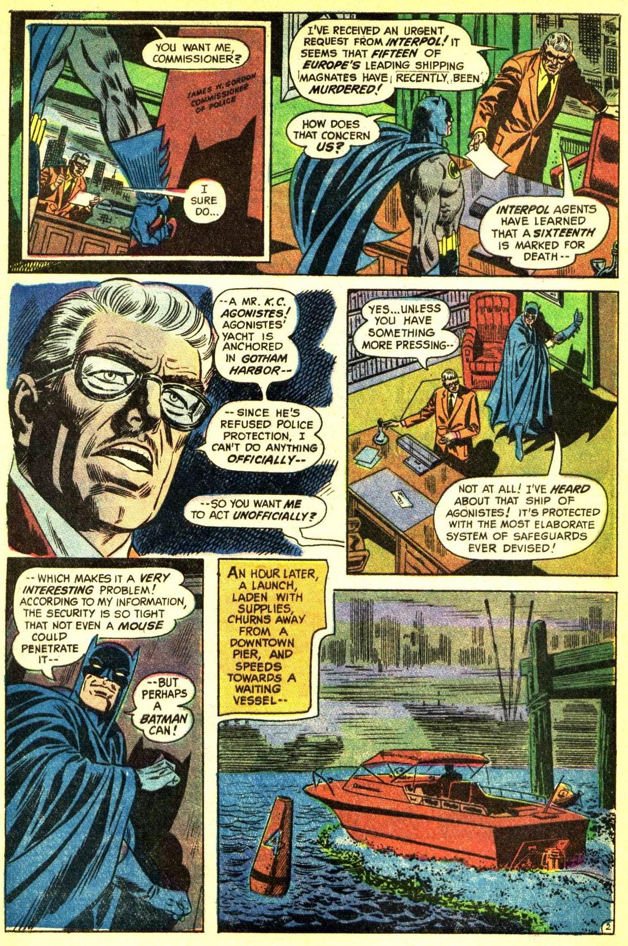 Detective Comics (1937) 405 Page 3