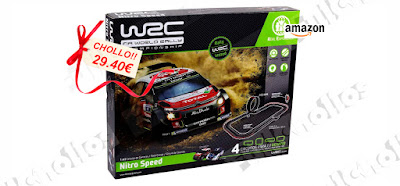 Circuito wrc nitro speed