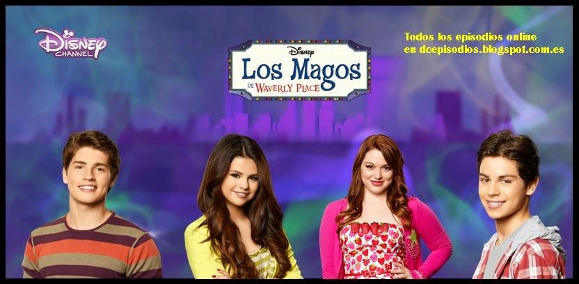 Series De Disney Channel Espa 241 A Los Magos De Waverly Place