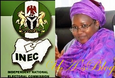 "2019: ""I Am Not Buhari's Niece Nor His Cousin"" – Amina Zakari Speaks Out!"