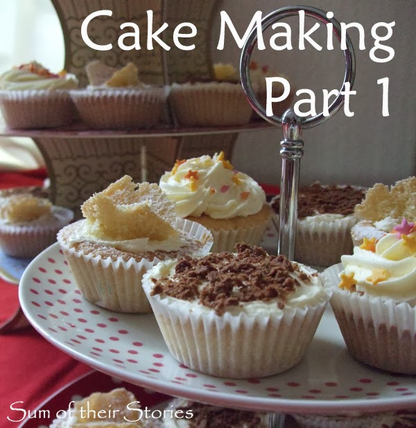 Cake Making for absolute beginners Part 1