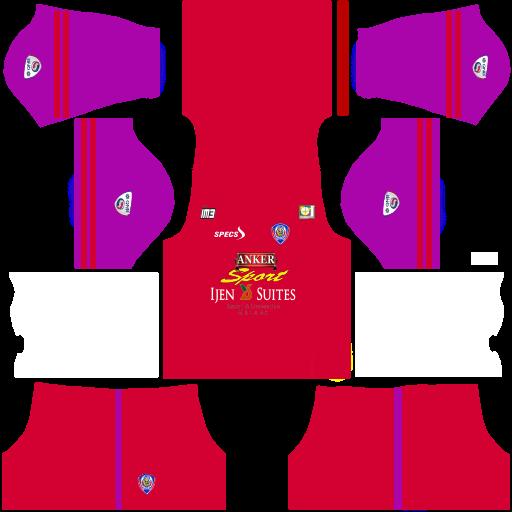 Kit Fts 15 Arema Logo