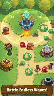 Realm Defense: Hero Legends TD v1.9.3 Mod