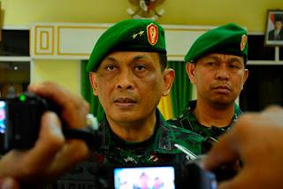 Ketahanan Pangan Bukan Ranah Tentara. Pangdam : Itu Tidak Benar