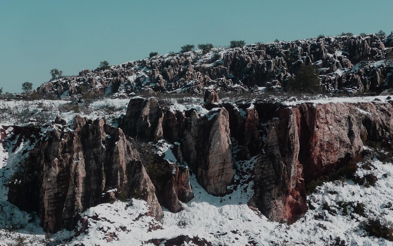 Concurso de Fotografía del Mes de Febrero de 2017: Yacimientos nevados. P1140941