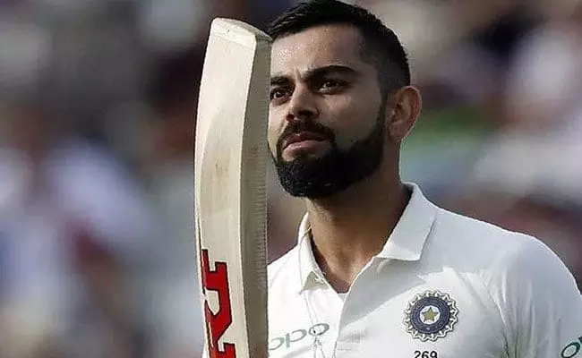 Kohli's big fare in Australia