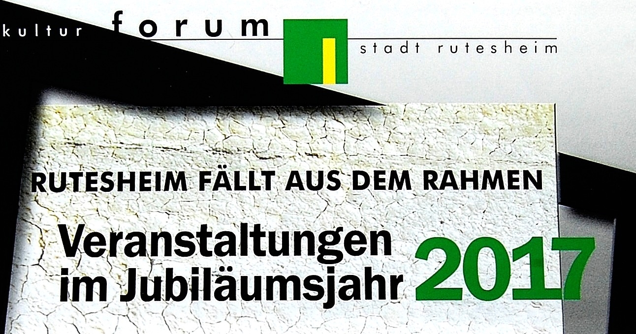 Doris Noeske: Rutesheim fällt aus dem Rahmen: Hocker-Malaktion