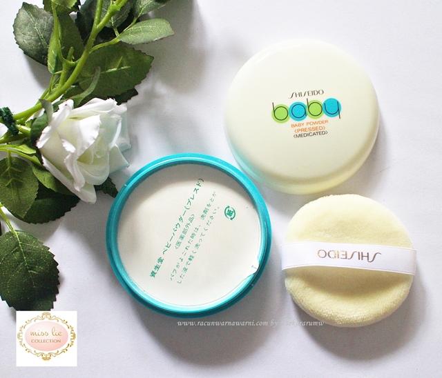 Unboxing Shiseido Baby Powder