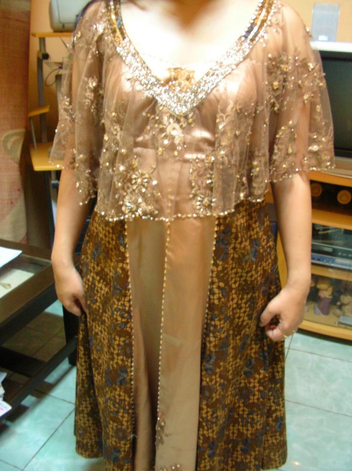 Begini Cara Memilih Model Baju Kebaya Modern Untuk Wanita
