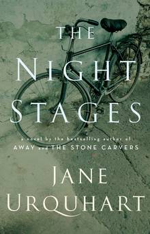 Jane Urquhart's new book The Night Stages