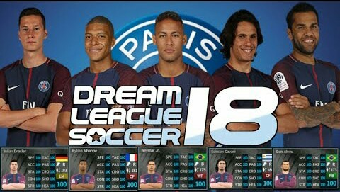 Dream league soccer 18 hack profile.dat file
