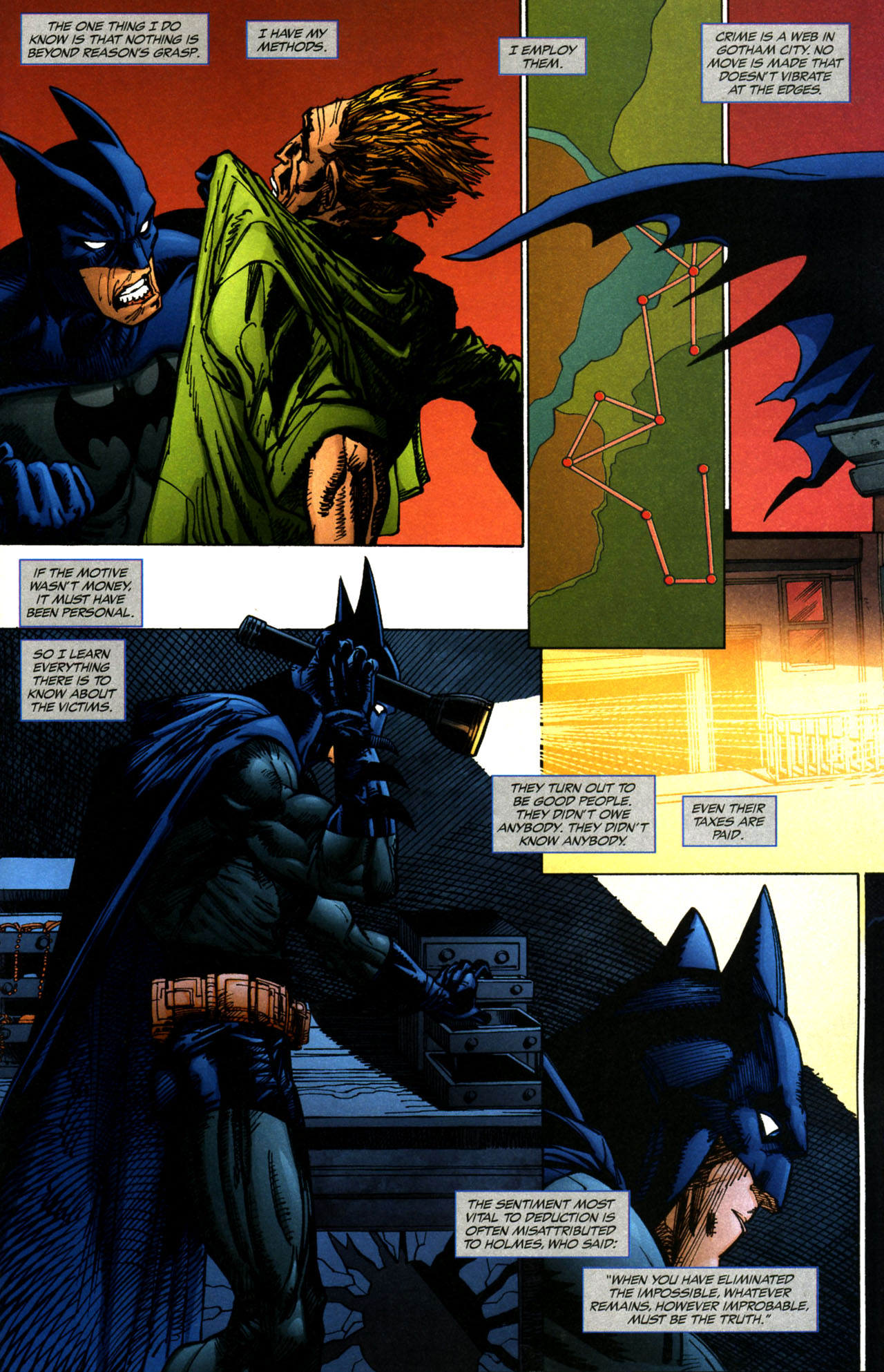 Batman Confidential Issue #7 #7 - English 15