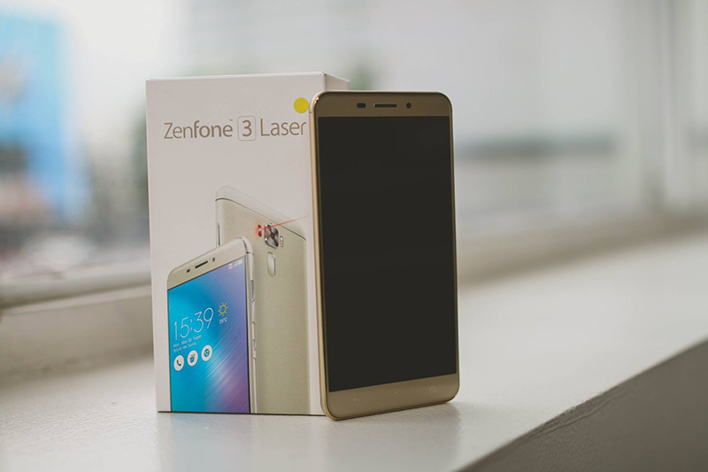 Asus ZenFone 3 Laser With 4 GB RAM Now At SM PH Stores, Priced At 11,995 Pesos