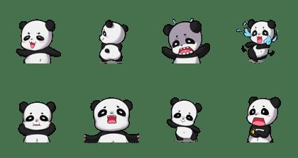 Stressful Panda