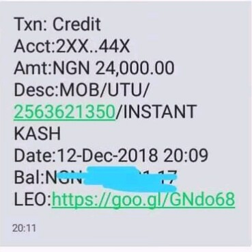 Instant Kash  Income Program Review:Make N4,000 and  above Daily