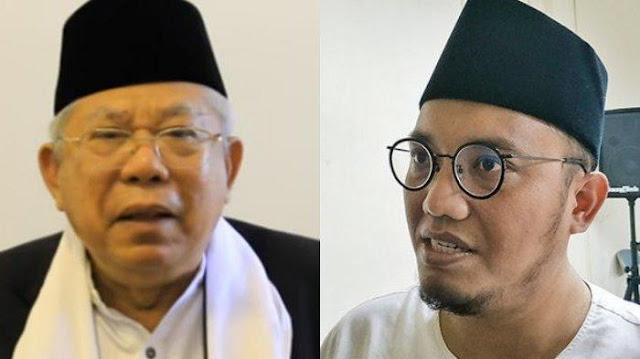 Sindir Pernyataan Ma'ruf Amin, Dahnil Anzar: Duit Rakyat Diakui Pribadi Itu Berbahaya