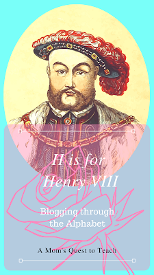 Henry VIII and Tudor Rose