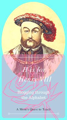 Henry VIII and Tudor Rose