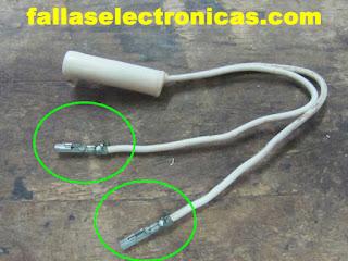 sensor ntc de refrigerador electrolux