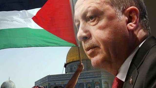 Turki Cegah Israel Padamkan Lampu Yerusalem