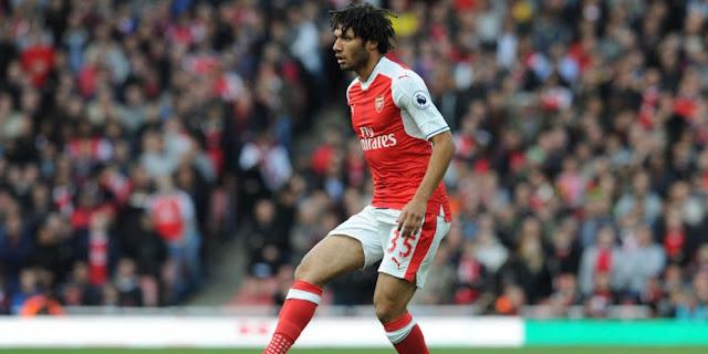 SBOBETASIA - Arsenal Setujui Tawaran Leicester, Elneny Menolak Pindah