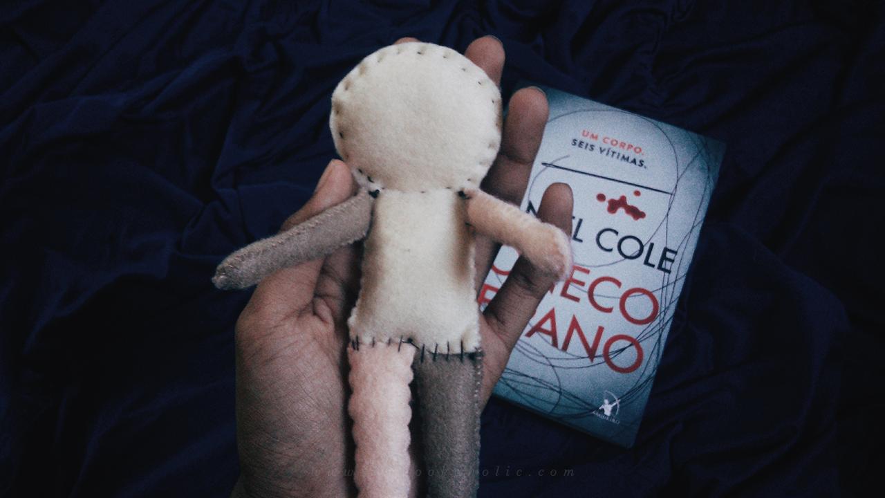 Boneco de pano, do Daniel Cole