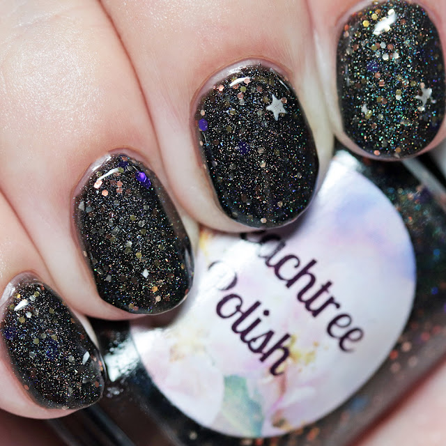 Peachtree Polish Midnight Horror