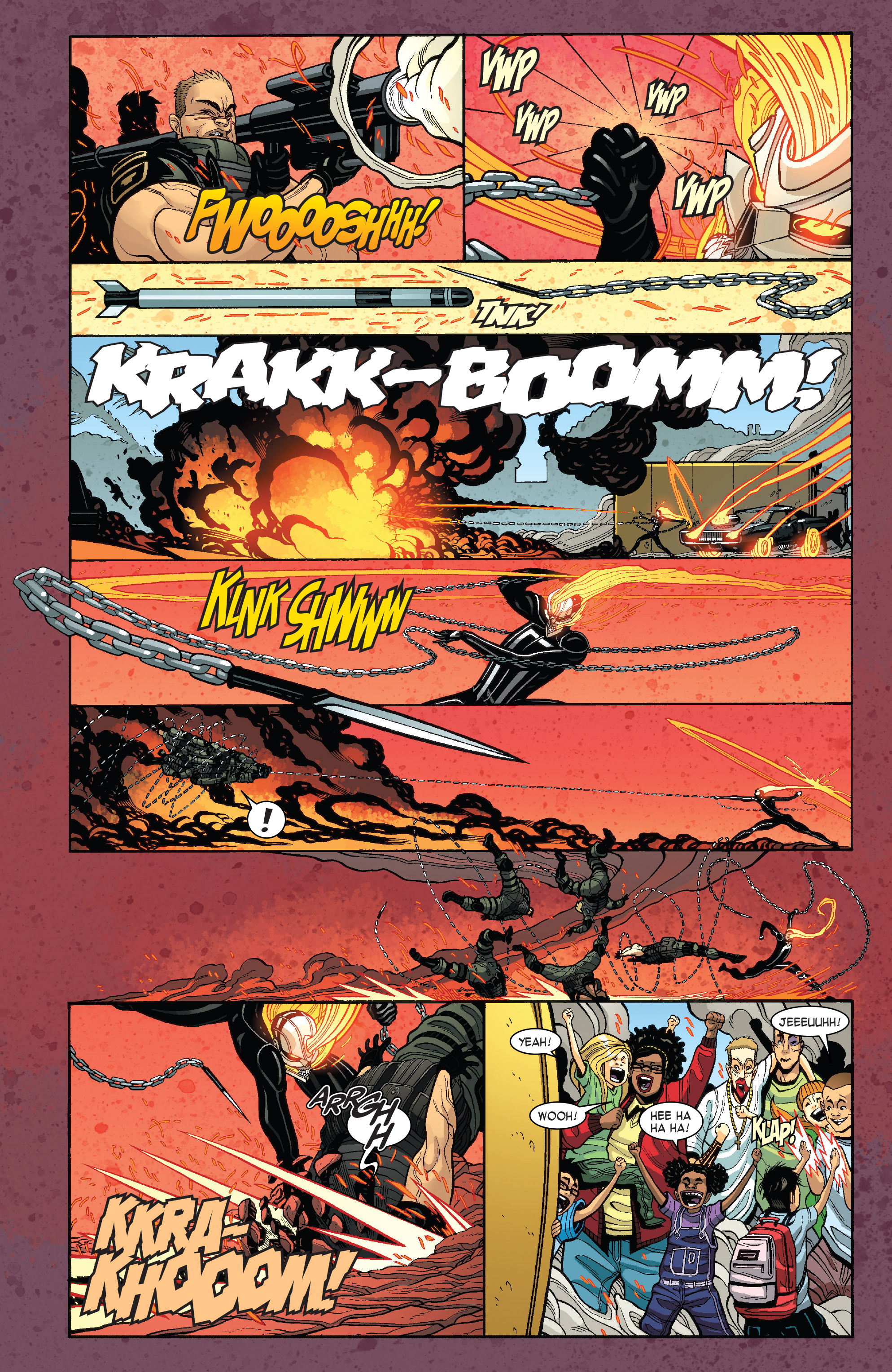 Read online All-New Ghost Rider comic -  Issue #5 - 15