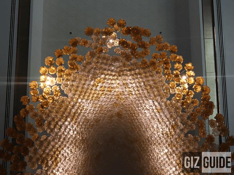 Indoor chandelier 1