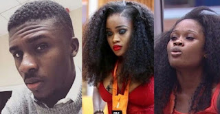 "#BBNaija : ""Why I Can't Date Someone Like You"" Cee C To Lolu"