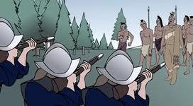 Αποτέλεσμα εικόνας για Πως οι λευκοί μετανάστες κατέκτησαν την Αμερική.