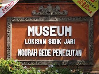 Tempat Wisata Museum Lukiasan Sidik Jari Denpasar