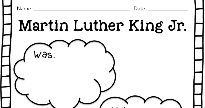 Color Me Kinder: Martin Luther King Jr. was a Man of Peace