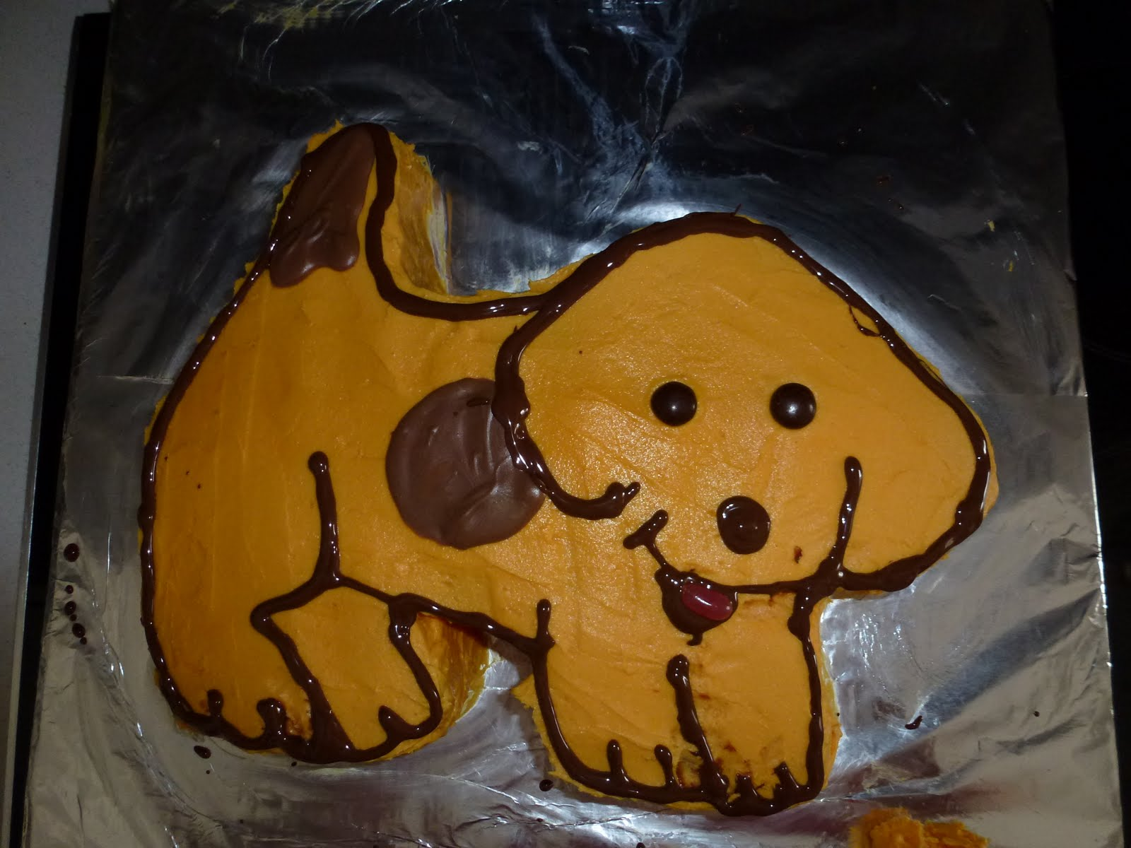 Gluten Free Birthday Cake Recipe For Dogs
