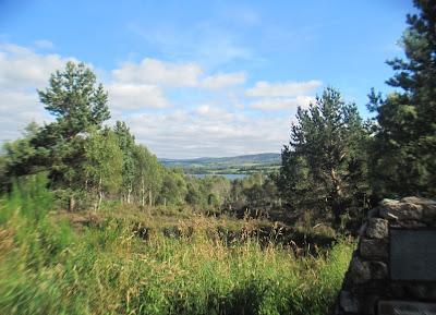 View of Loch Kinord