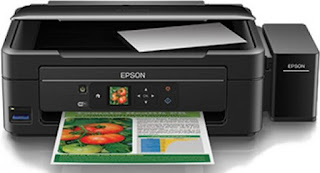 Epson L455 Printer Driver Download