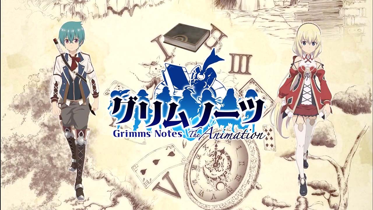 Grimms Notes The Animation Episode 6 Subtitle Indonesia
