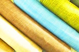 textile of ramie