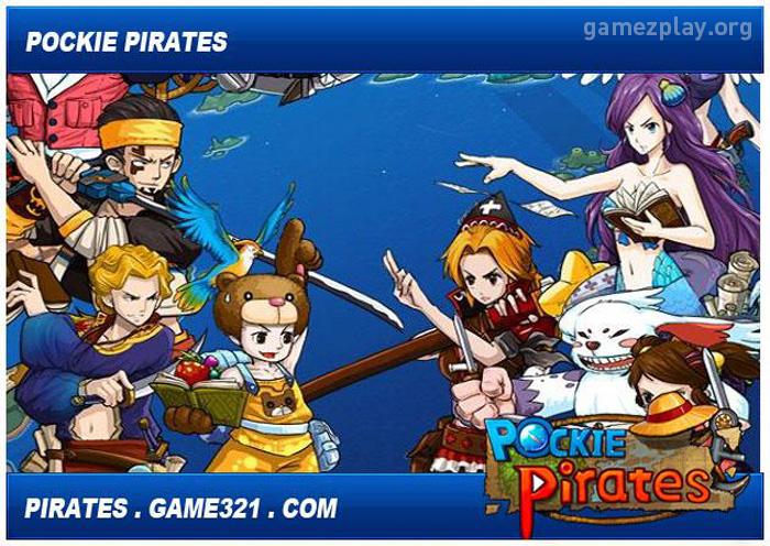 Pocki Pirates