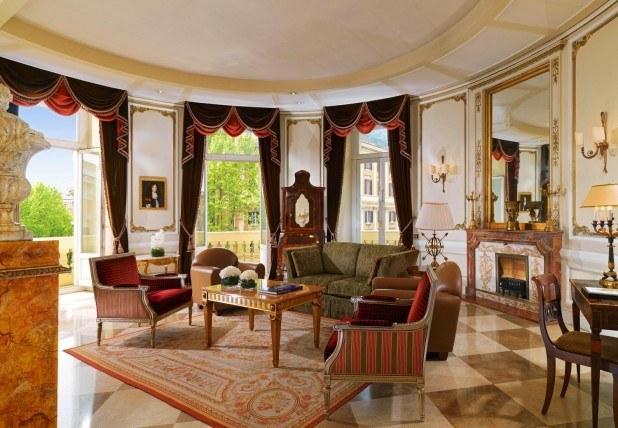 أفخم و أجمل الفنادق في العالم لسنة 2016