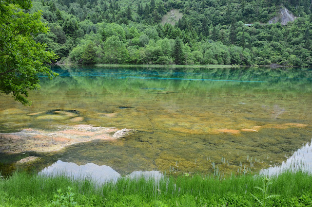 Réserve naturelle de Jiuzhaigou