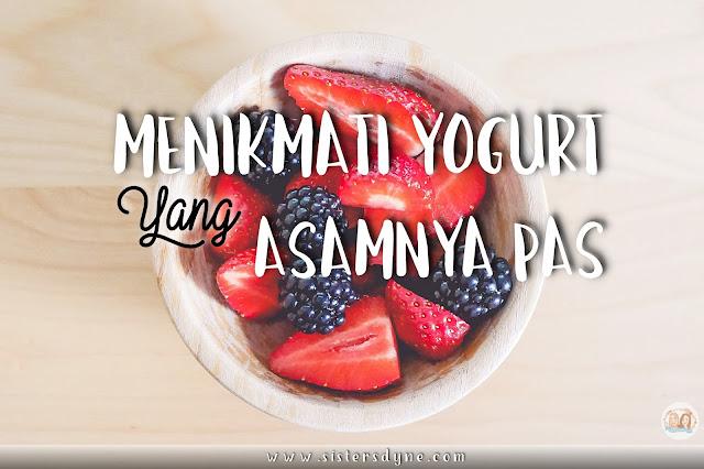 yogurt yang asamnya pas
