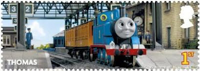 Thomas 1st Stamp