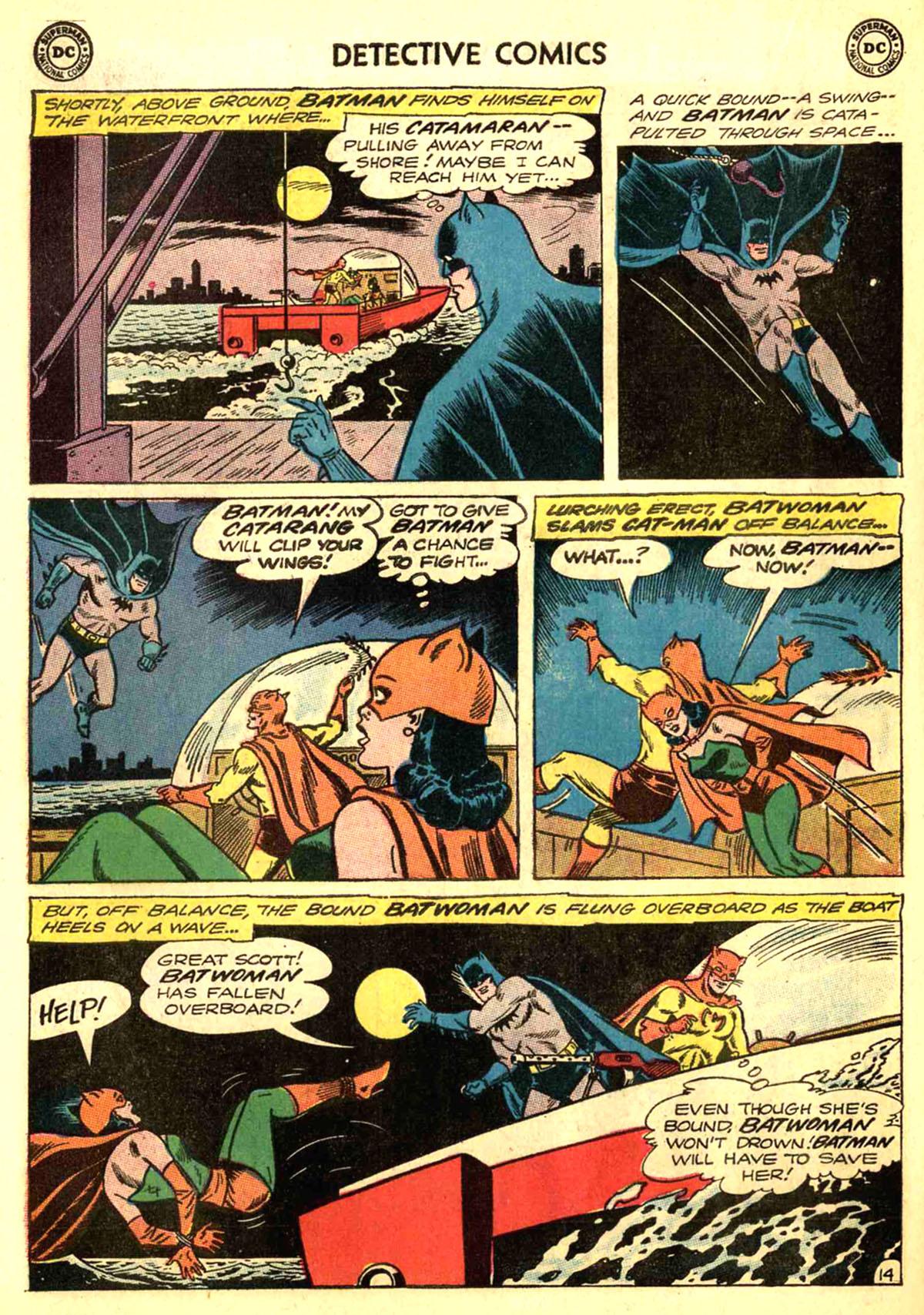 Detective Comics (1937) 318 Page 17