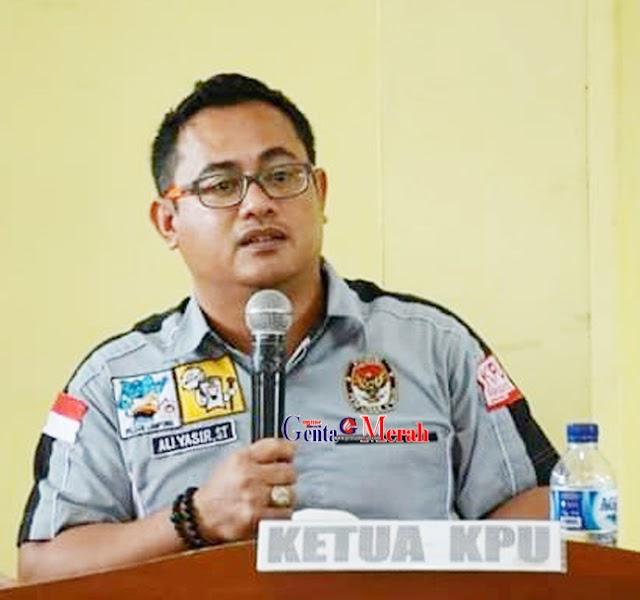 7.938 Surat Suara di Mesuji DInayatakan Rusak, Ketua KPU: Kami Akan Laporkan ke KPU Pusat