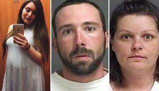 Ζευγάρι στραγγάλισαν έγκυο γυναίκα και της έσκισαν την κοιλιά για να της πάρουν το μωρό