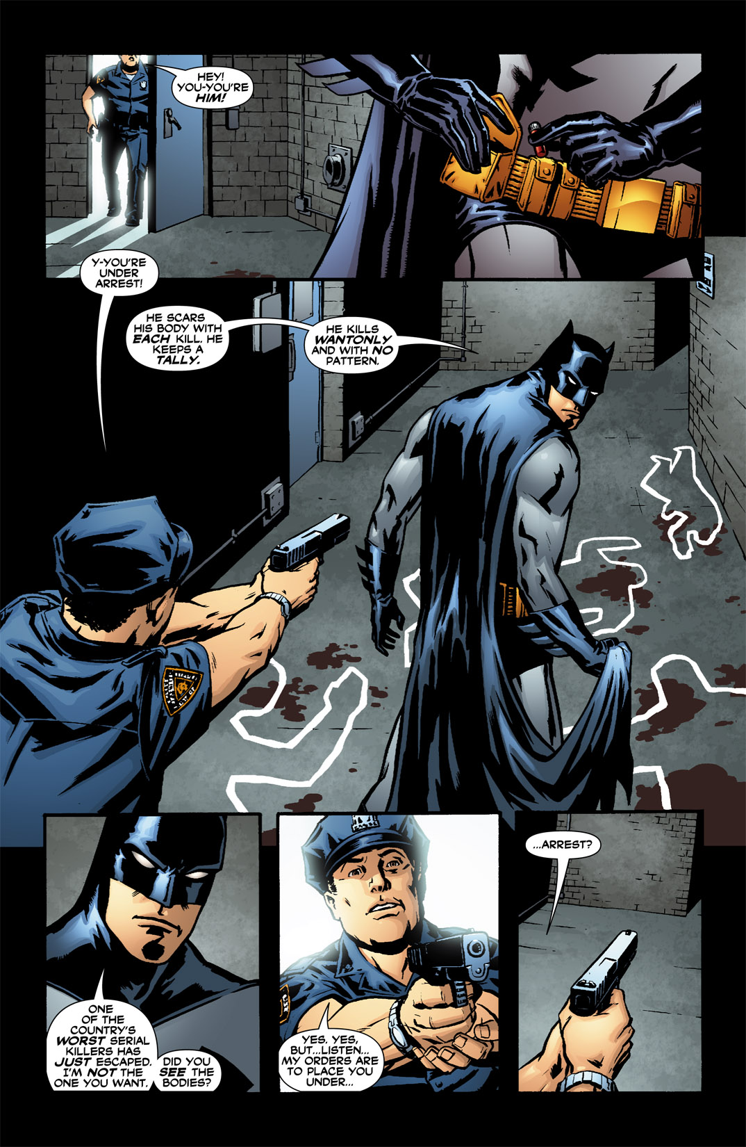 Detective Comics (1937) 815 Page 6